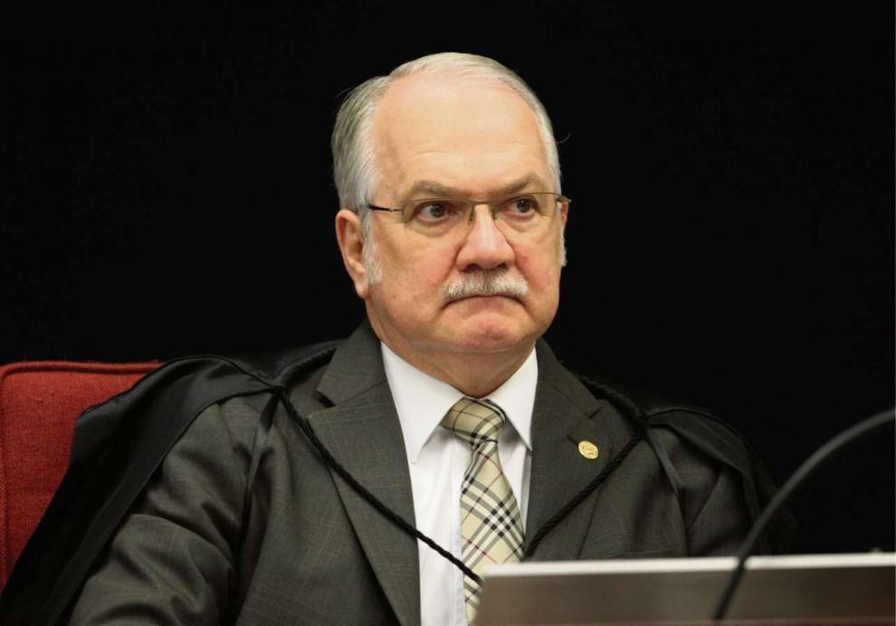 Fachin arquiva inquérito contra Jucá, Renan e Sarney