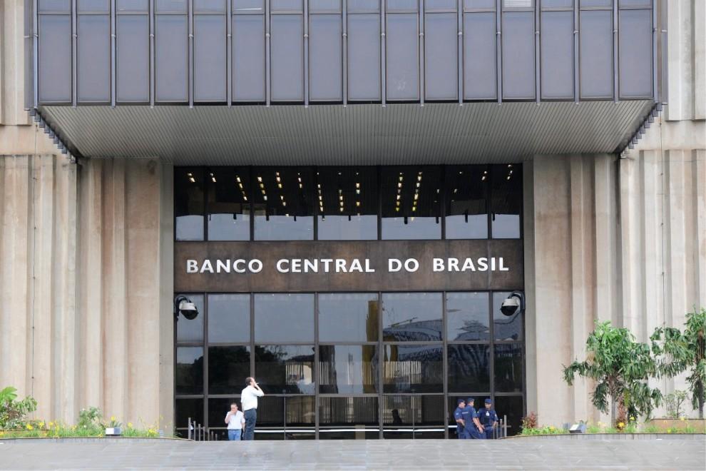 Fachada do Banco Central do Brasil. Crédito: Divulgação