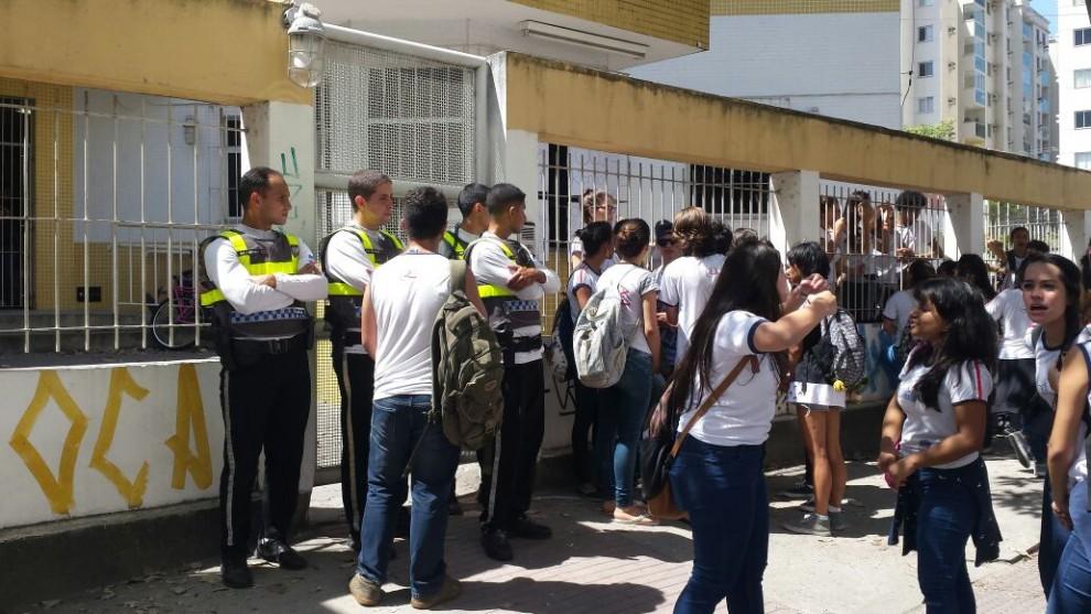 Ocupações de escolas avançam em Vitória e Cariacica