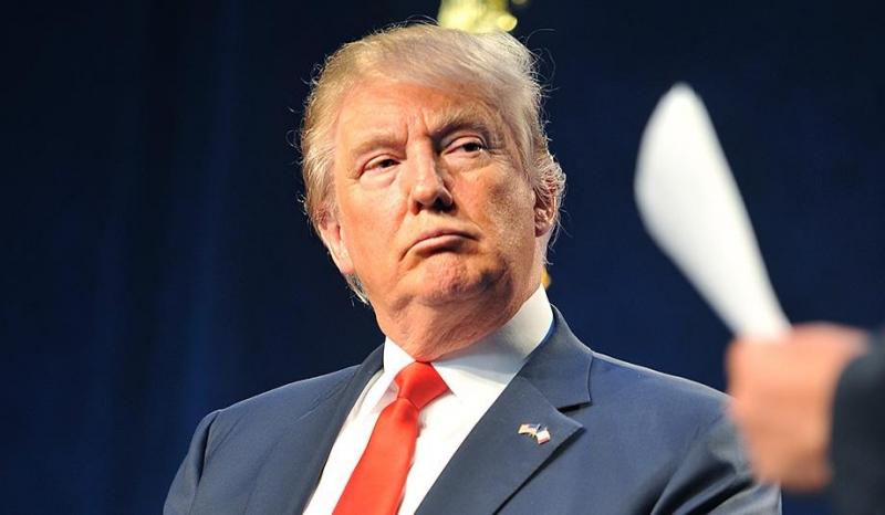 Donald Trump, presidente dos EUA. Crédito: Reprodução