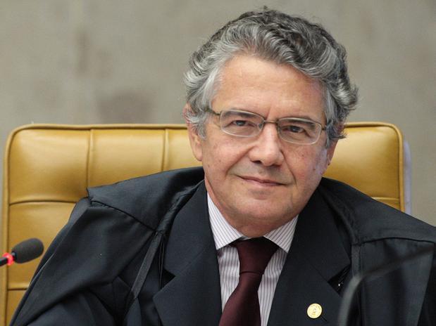 Ministro Marco Aurélio. Crédito: Reprodução | TV Justiça