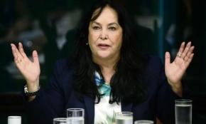 A senadora Rose de Freitas (PMDB)