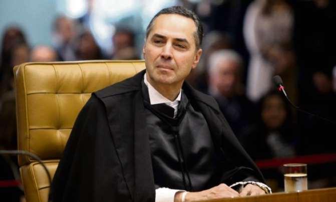 Ministro Luís Roberto Barroso do Supremo Tribunal Federal (STF). Crédito: Divulgação