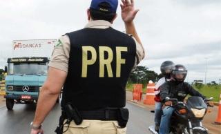 A Polícia Rodoviária Federal é uma das que devem paralisar as atividades