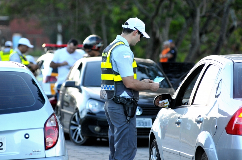 Polícia vai intensificar blitze na Rodovia do Sol. Crédito: