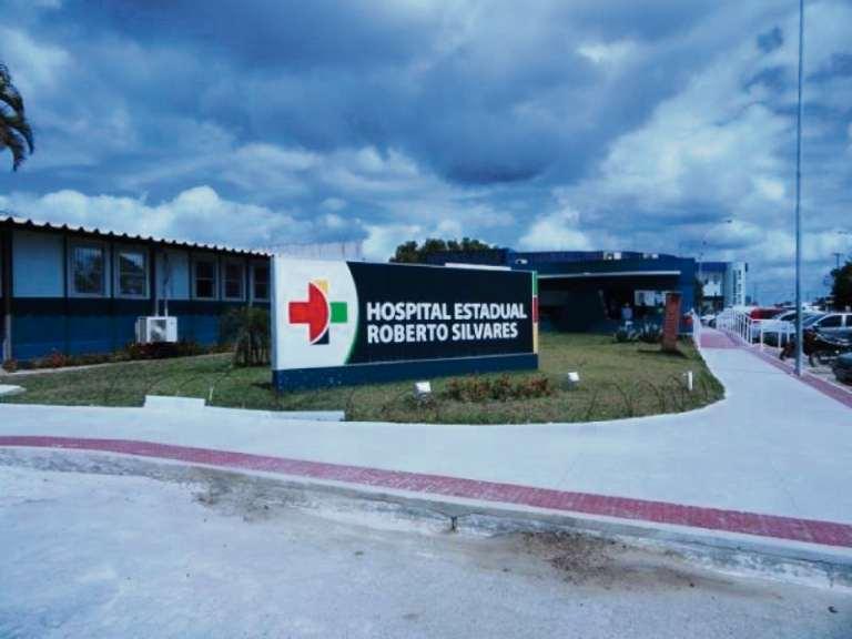 Hospital Roberto Silvares. Crédito: Divulgação