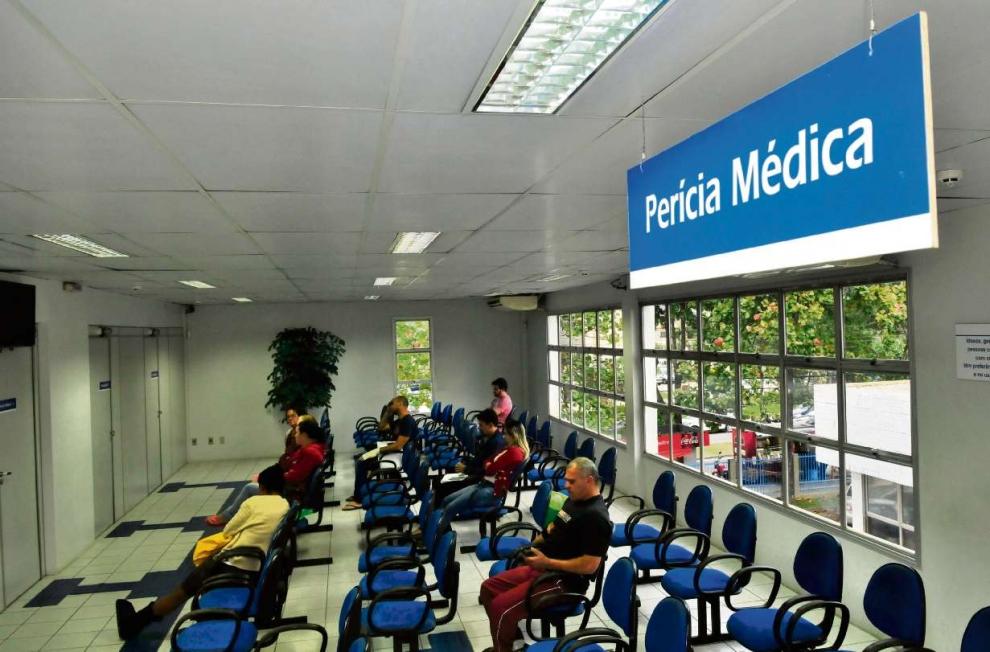 Segurados aguardam atendimento em agência do INSS no Estado: órgão fará nova rodada de análises. Crédito: Fernando Madeira