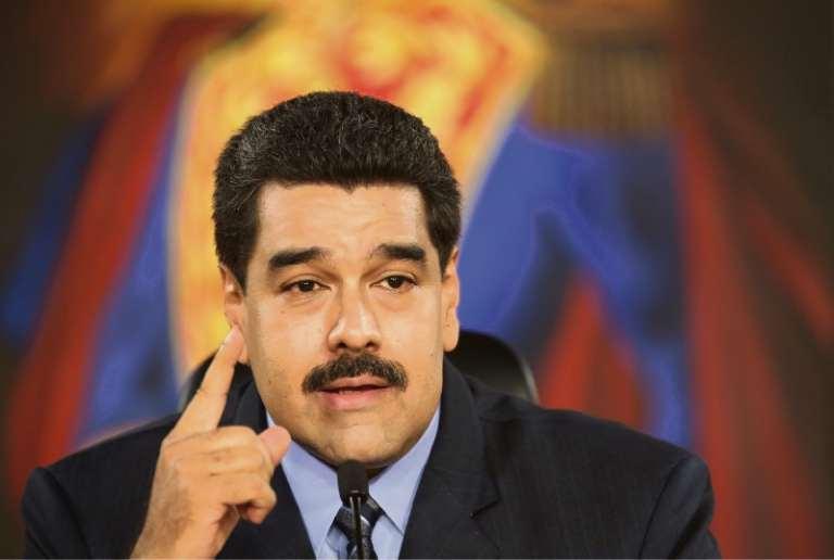 Maduro. Crédito: AVN