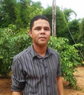 Secretário de Saúde de São Roque do Canaã Orlei Amaral Cardoso