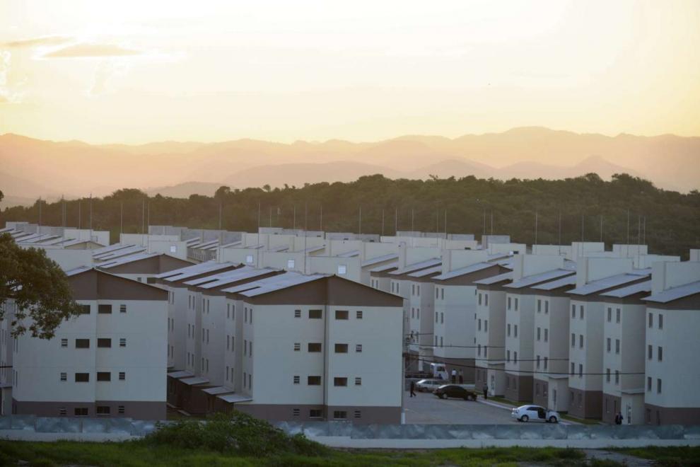 Imóveis em Jabaeté: ES teve 65 mil unidades contratadas em todas as faixas. Crédito: Edson Chagas/Arquivo