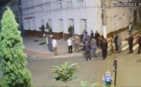 Grupo ameaça evangélicos no Centro de Vitória