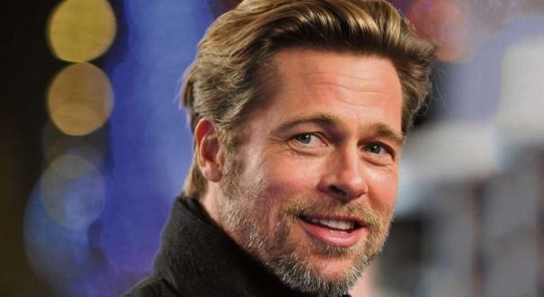 Ator Brad Pitt