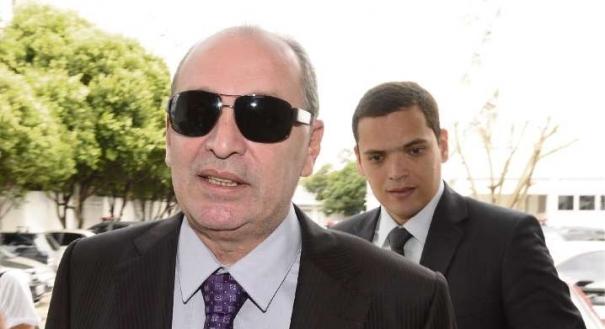 Carlos Costa, um dos líderes da Telexfree