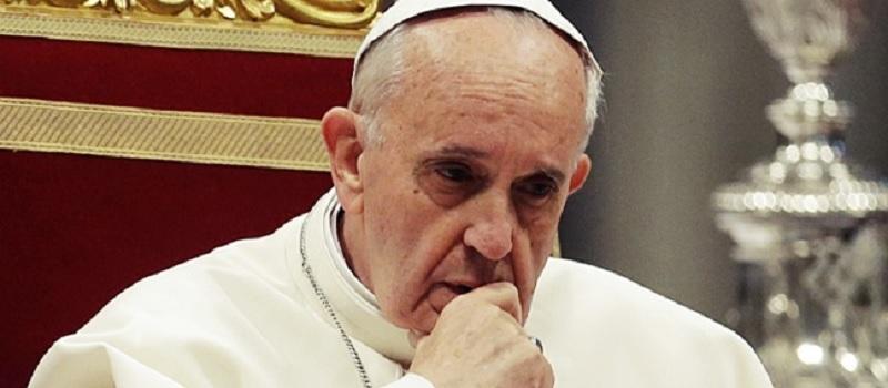 Papa Francisco. Crédito: Divulgação/Vaticano