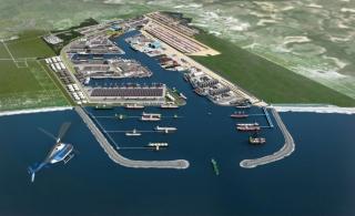 Porto Central recebe autorização de órgãos federais para iniciar obras