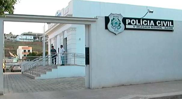 As causas do acidente serão apuradas pela 6ª Delegacia Regional de Alegre. Crédito: TV Gazeta