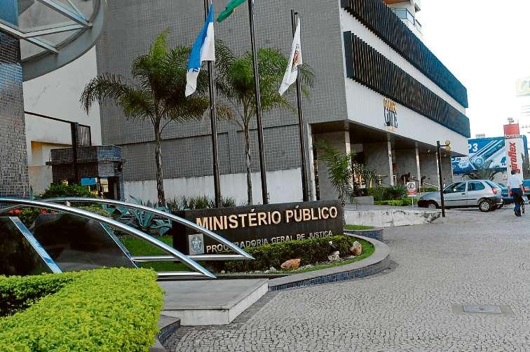 Fachada da sede do MPES, em Vitória: instituição diz que reajuste é previsto em lei. Crédito: Ricardo Medeiros