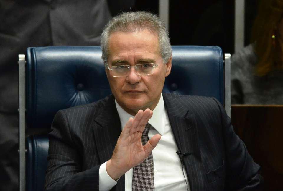Renan Calheiros (PMDB-AL). Crédito: Renato Costa / Ag. Senado
