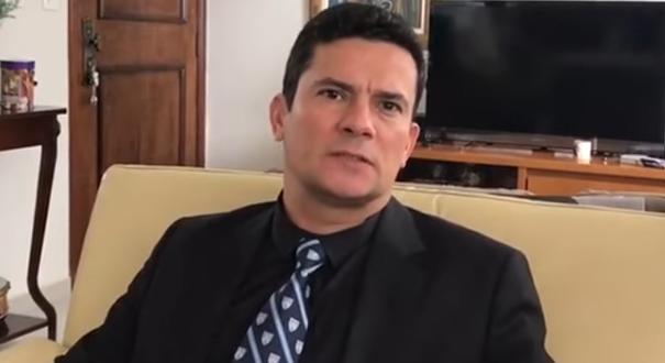 Sergio Moro terá grandes desafios a enfrentar como ministro da Justiça. Crédito: Reprodução