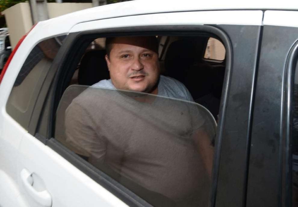 Ex-policial Walter Matias Lopes. Crédito: Carlos Alberto Silva | Arquivo | GZ