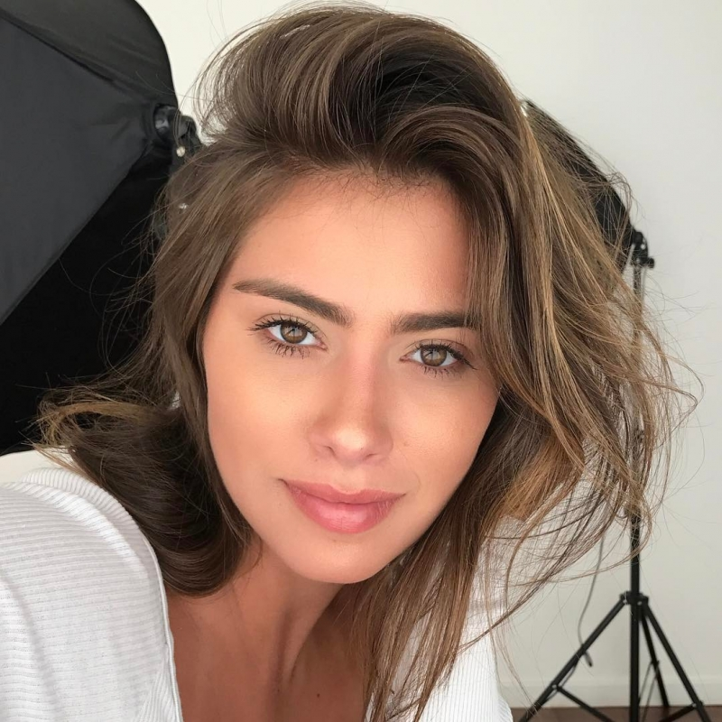 Gabriella Lenzi tem 22 anos