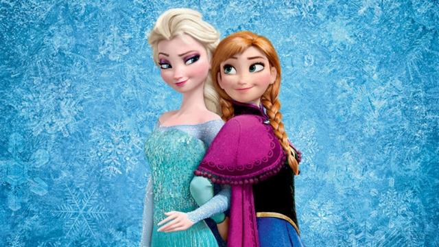 Elsa e Anna são as protagonistas de Frozen. Crédito: Reprodução ENTITY_apos_ENTITYFrozenENTITY_apos_ENTITY|Disney