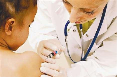 Crianças deverão receber dose única da vacina a partir dos 9 meses de idade  . Crédito: Divulgação