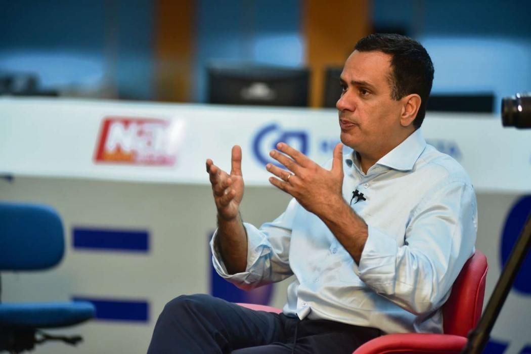 O prefeito de Vila Velha, Max Filho. Crédito: Marcelo Prest