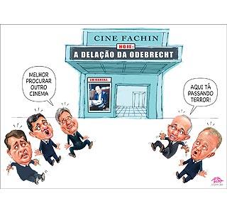 A Gazeta - Charge do dia