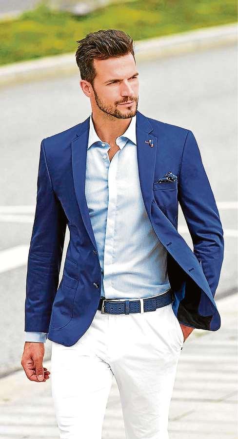 22085a9f05 Aprenda a usar o blazer certo em diversos tipos de ocasiões ...