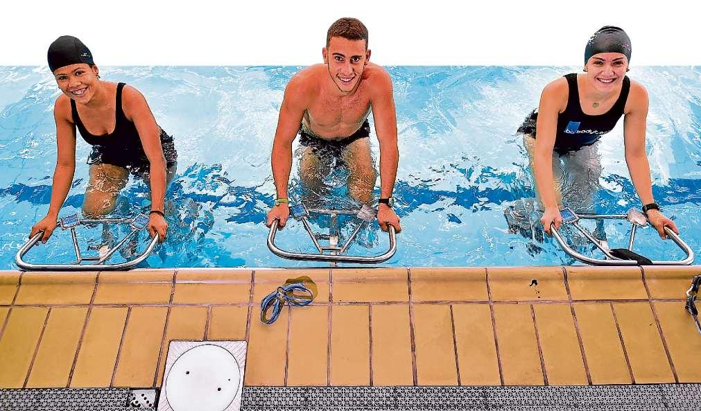 Confira 10 motivos para você começar a se exercitar na água - Bem Estar e  Saúde - Gazeta Online 1d3b8e9e8b
