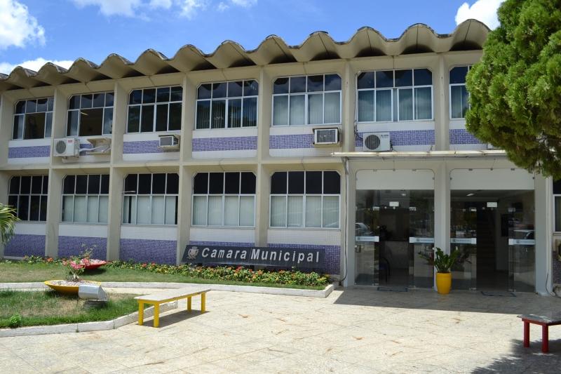 Câmara Municipal de Nova Venécia: projeto que criava o 13º salário para parlamentares foi arquivado. Crédito: Reprodução internet