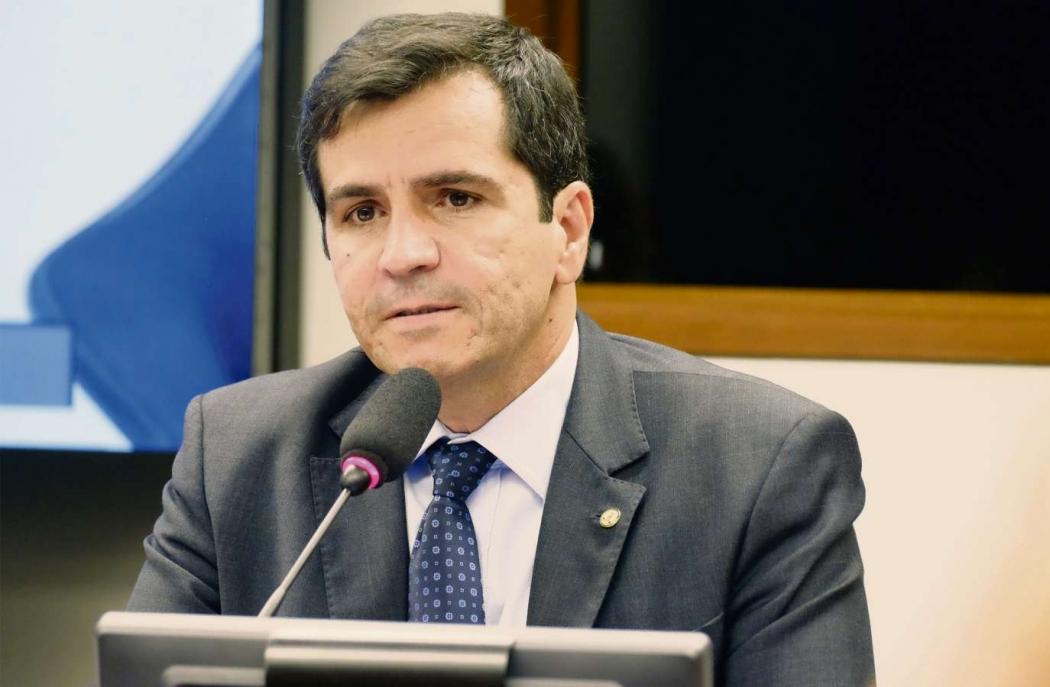 Deputado federal Givaldo Vieira. Crédito: Rodrigo Pertoti/Agência Câmara