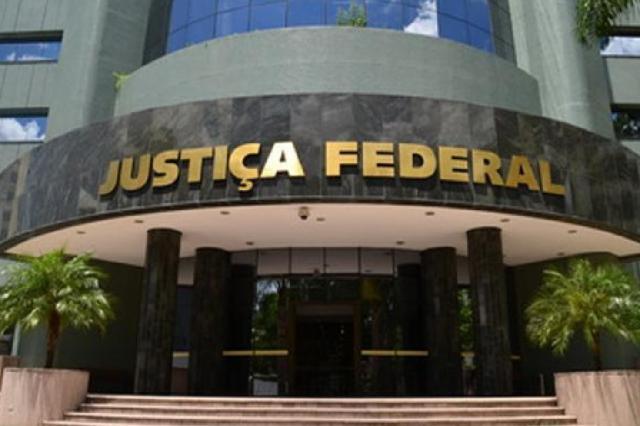Sede da Justiça Federal em Curitiba. Crédito: Divulgação