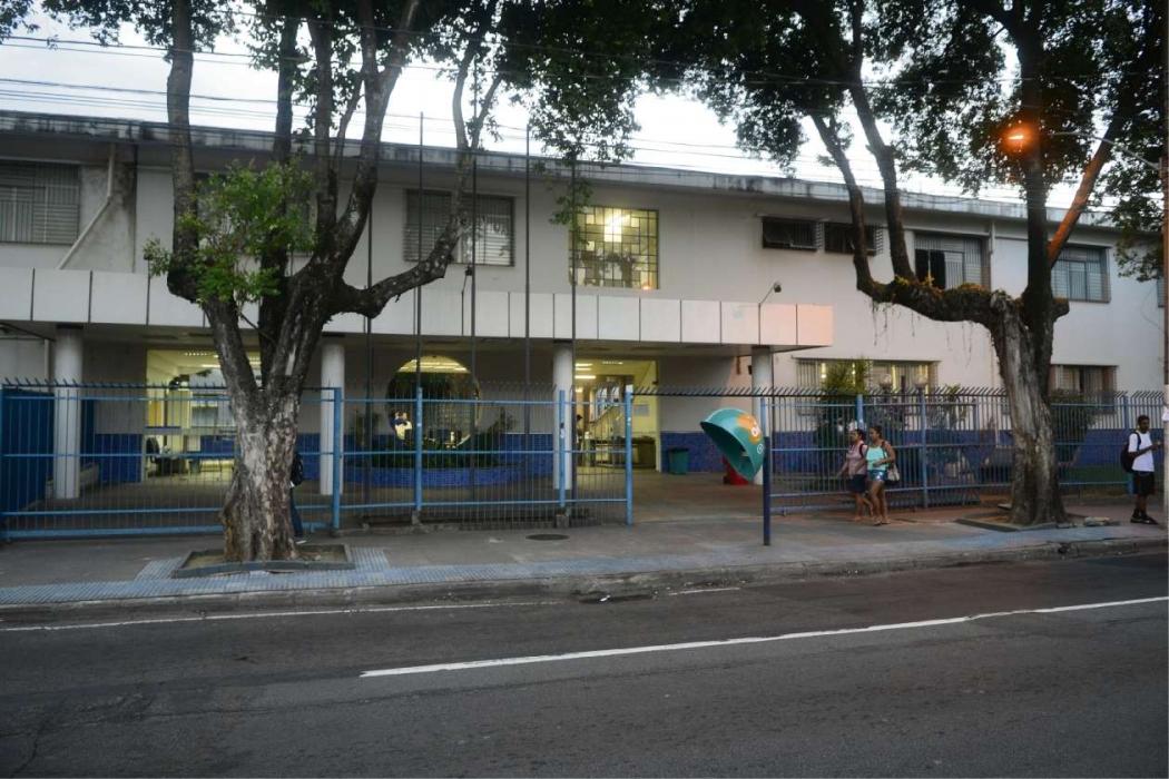 O campus de Vitória do Ifes oferece vagas para quem quer fazer curso técnico. Crédito: Ricardo Medeiros