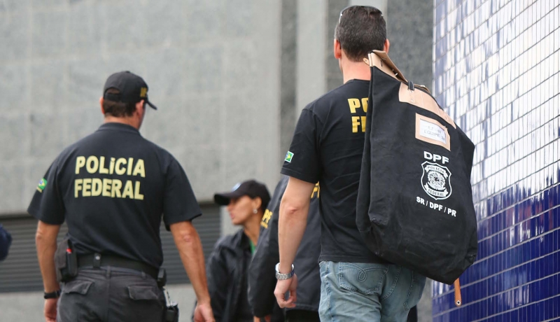 Filhos e enteados de Romero Jucá são alvo de operação da PF