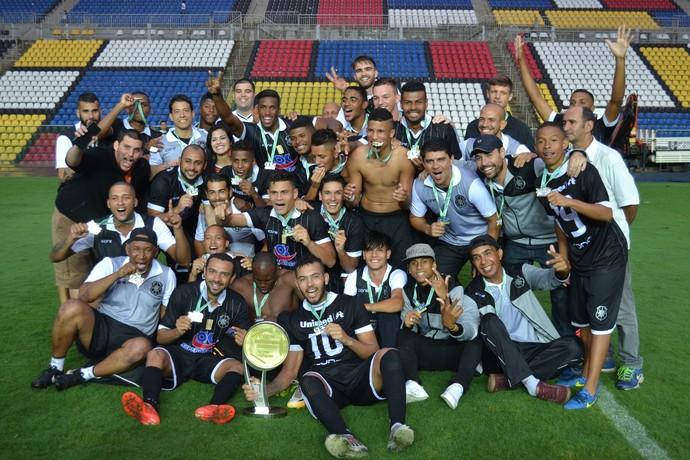 Rio Branco conquistou a Copa Espírito Santo de 2016