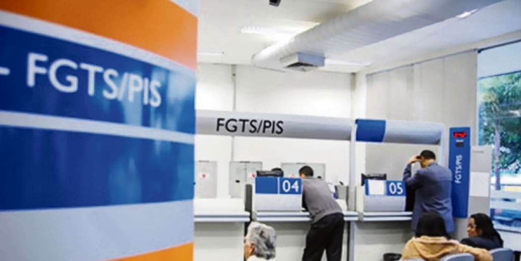 Trabalhador terá que optar por duas formas de saque do FGTS. Crédito: Arquivo