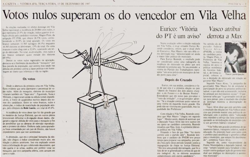 mosqui01-5145822 Do Papel a Urna Eletrônica: A História da Evolução do Voto no Brasil