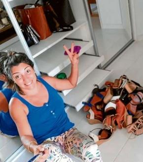 Ceiça Carvalho: perfil tem mais de 250 mil seguidores