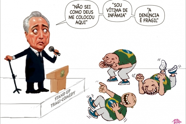 Charge do Amarildo - 28/06/2017