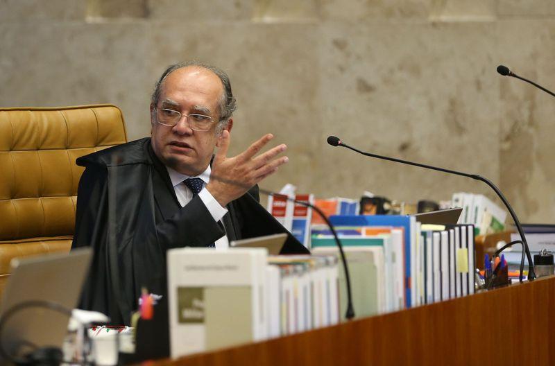 Brasília - Ministro Gilmar Mendes. Crédito: José Cruz/Agência Brasil