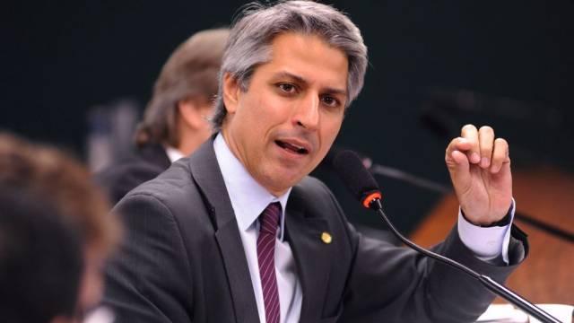 Alessandro Molon (PSB-RJ), líder da oposição na Câmara. Crédito: Divulgação