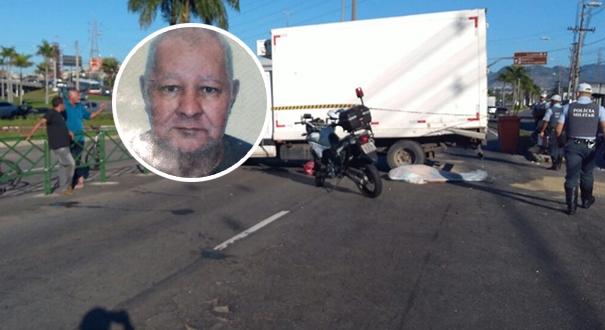 O pastor Dair Carlos da Silva morreu em um acidente perto da Rodoviária de Vitória