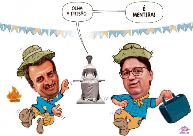 Charge do Dia 02/07/2017