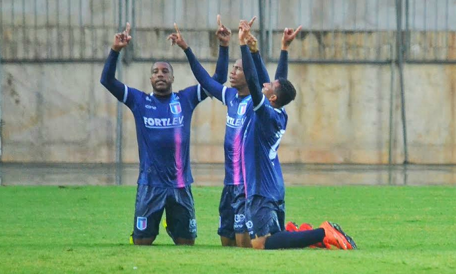 Espírito Santo venceu o Boavista com um gol do atacante Nilo