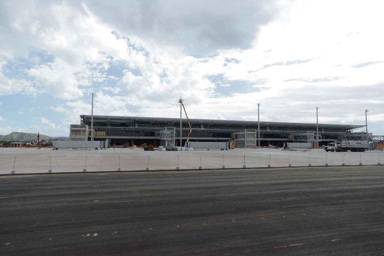 Aeroporto De Vitoria : Aeroporto de vitória terá parque industrial logístico