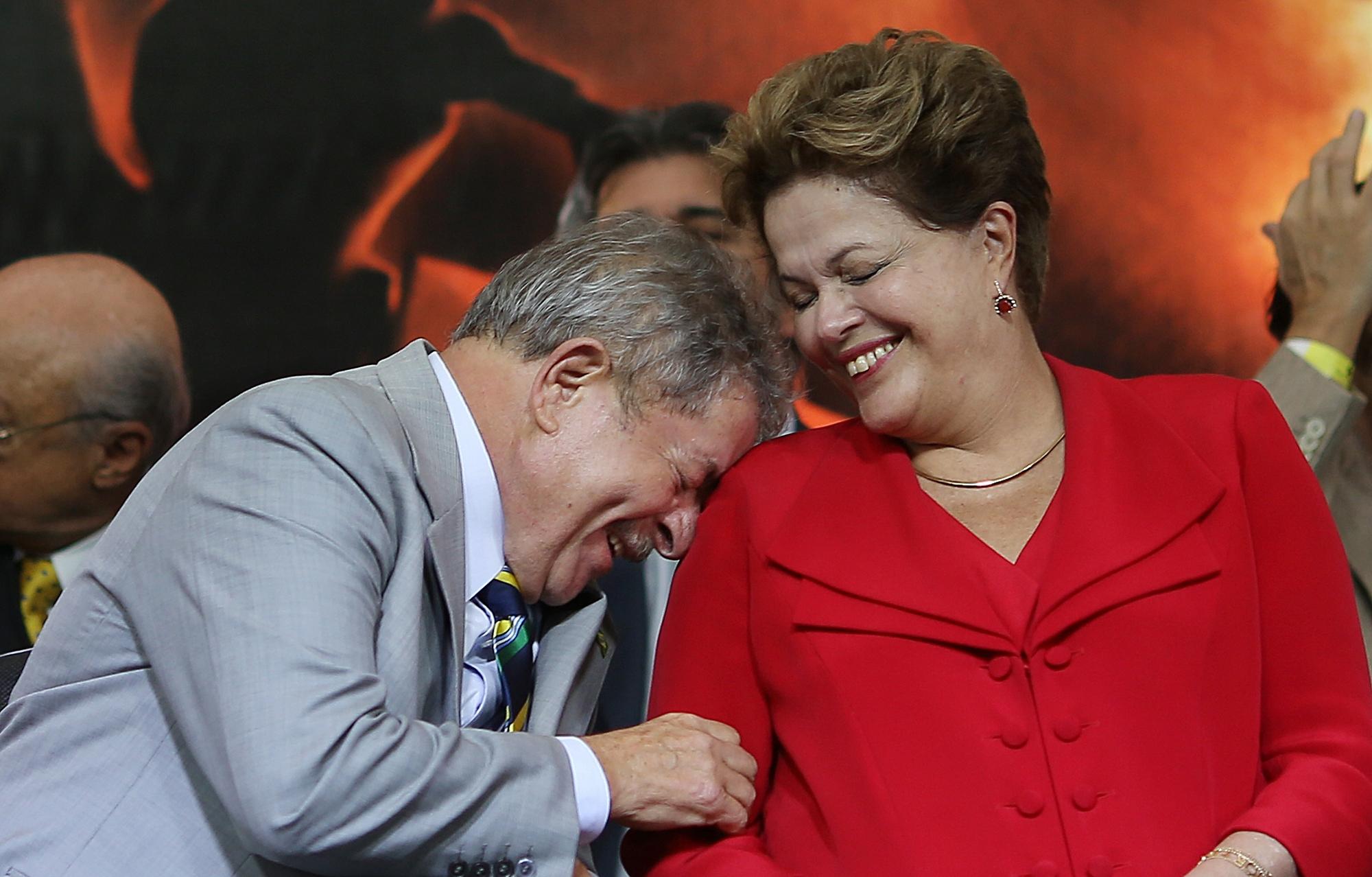 Fachin envia inquérito contra Lula e Dilma para primeira instância
