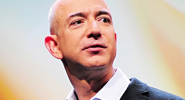 Jeff Bezos, fundador e dono da Amazon