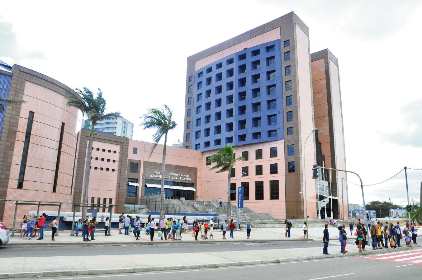 Sessão para escolha do conselheiro será realizada na Assembleia Legislativa. Crédito: Marcelo Prest